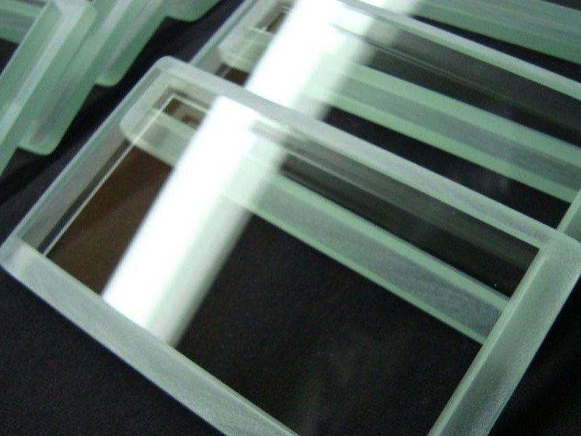 Customized Heat Resistant Optical Quality Glass Tempered Borosilicate Glass