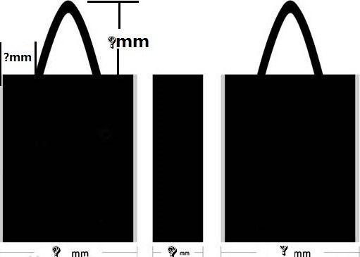 Non Toxic Drawstring Non Woven Fabric Bags AZO Free Customized Size