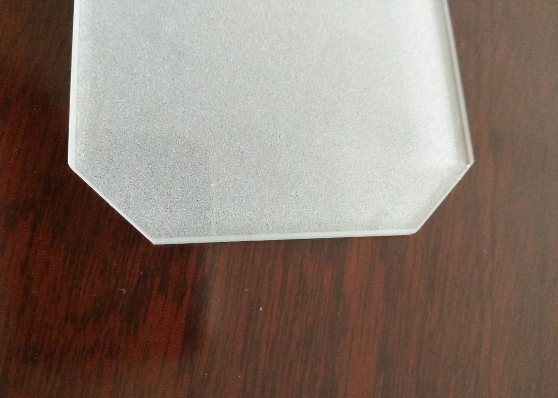 180# Polished Borosilicate Light Guide Plate High Temperature Resistance