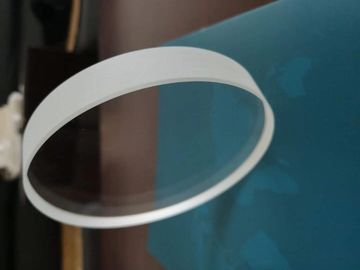 High Temperature Borosilicate Glass Transparent Colorless 2-25mm Thickness