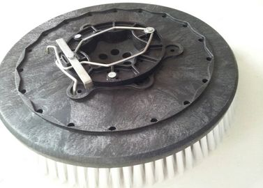 Floor Scrubber Cleaning Equipment Brushes , Rotary Sweeper Scrubbing Brush