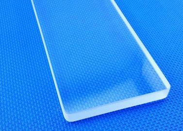 Transparent Light Guide Sheet Borosilicate Pyrex Glass Material Heat Resistant