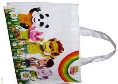 100% Recyclable Non Woven Fabric Shopping Bags Eco Friendly Multifunction