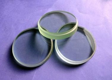 High Temperature Borosilicate Optical Quality Glass Transparent 3mm Thickness