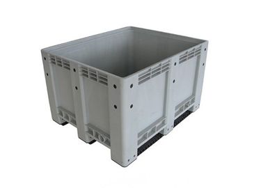 Customized Industrial Plastic Storage Boxes , Logistic Plastic Stacking Bins