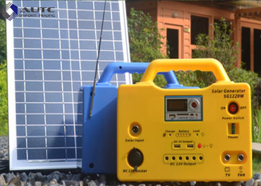 Household Solar lighting System