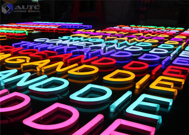 China Electronic Flexible Outdoor Neon Lights Customized Size Long Life factory