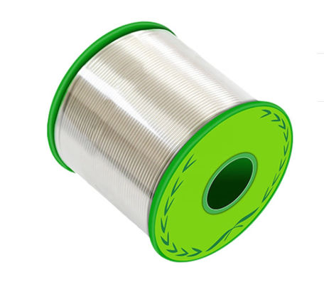 800G/Roll Diameter 0.5mm-1.5mm Lead-Free Tin Wire Rosin Solid Core Solder Wire For Electrical Soldering Welding